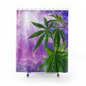 Sogno Di Cannabis Shower Curtains