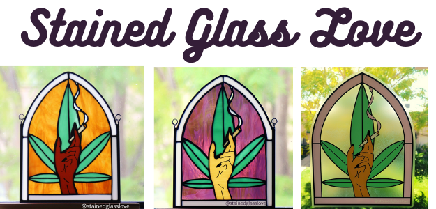 Stained Glass Love