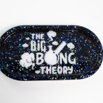 The Big Bong Theory Rolling Tray