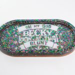 OMG Becky Rolling Tray