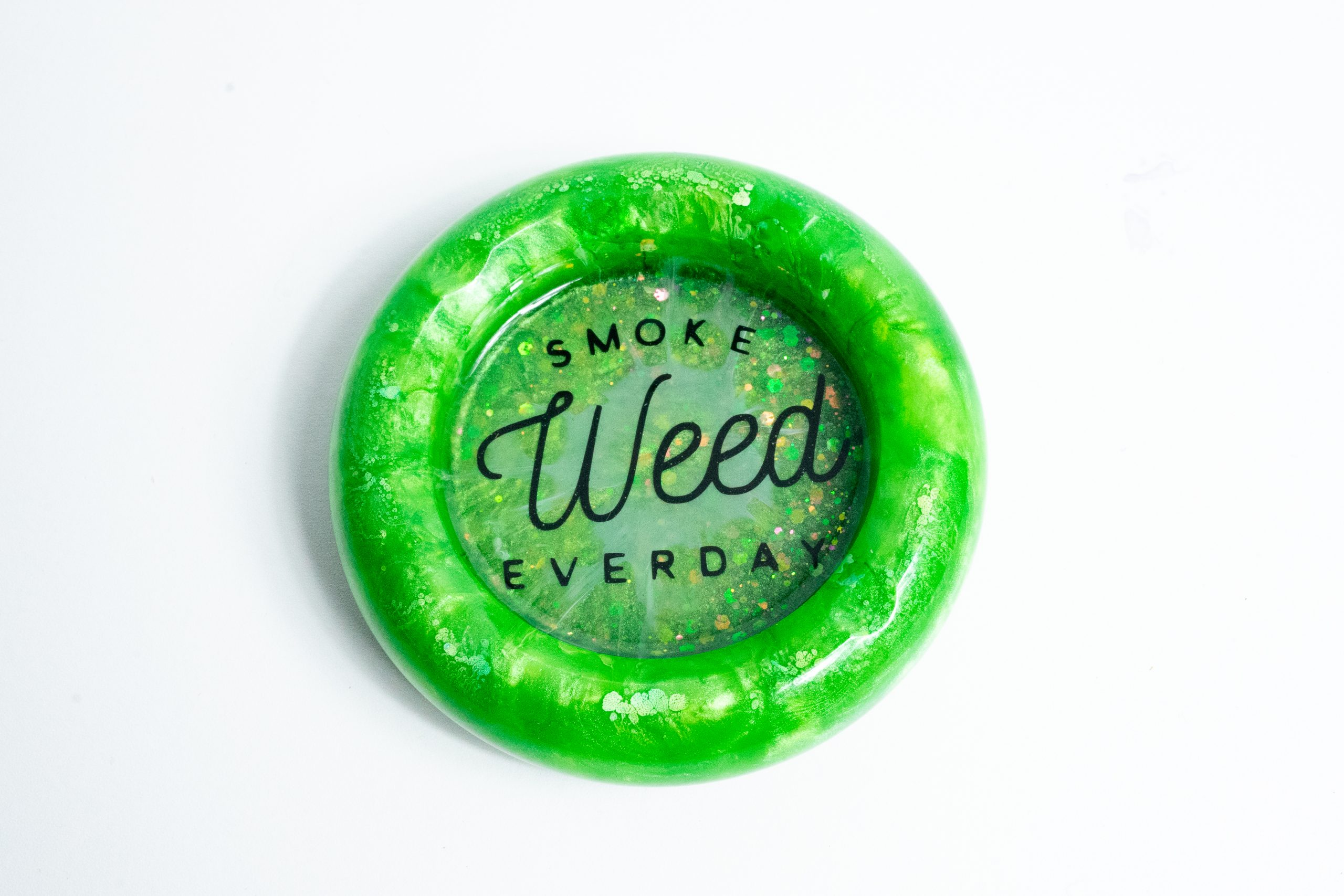 Smoke Every Day Ashtray