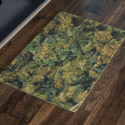 Cannabis Door Mat