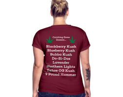 Catching Some Zzzzzz… Ladies Relaxed Fit T-Shirt