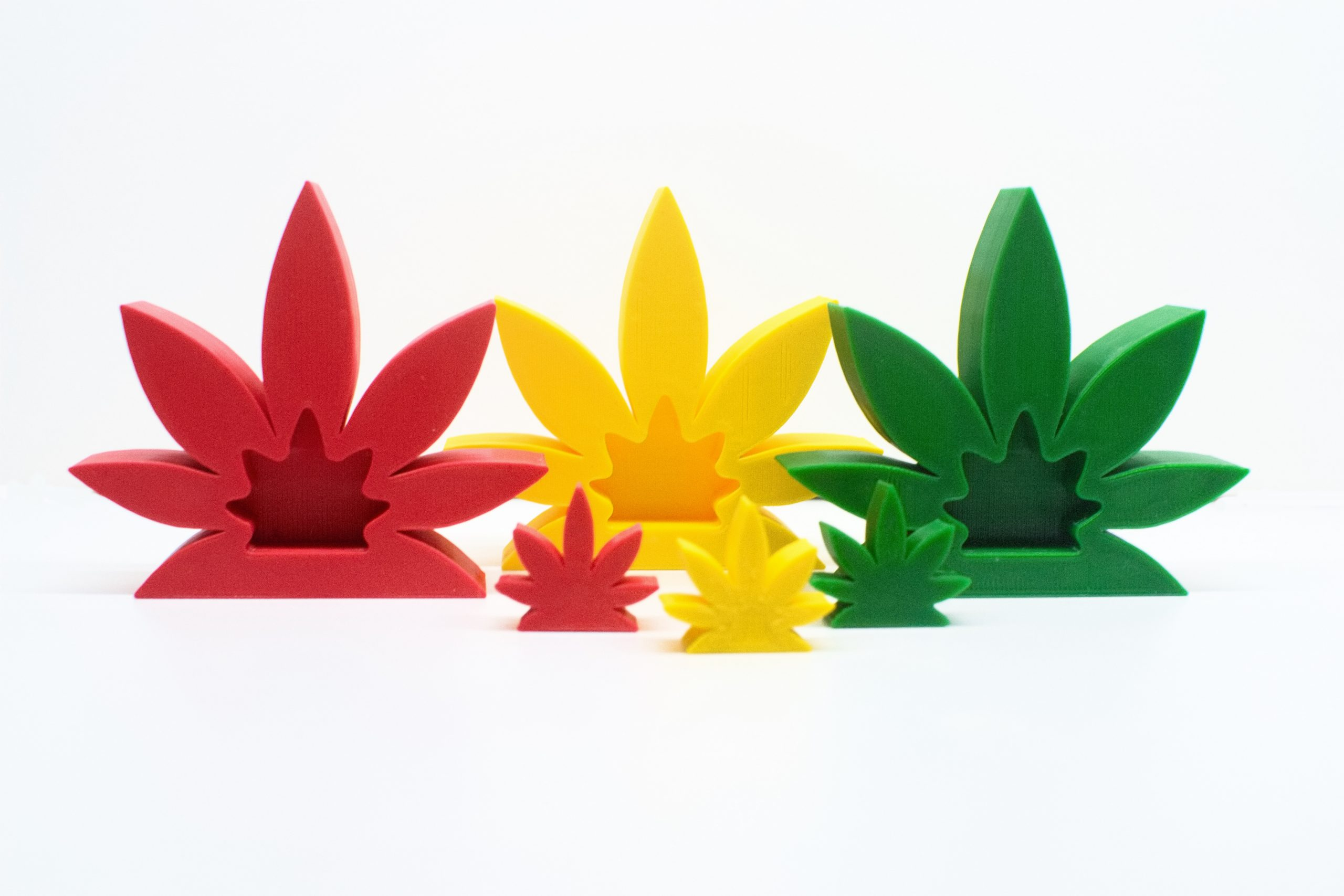 Cannabis Leaf Puzzles – FREE shipping