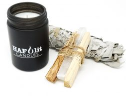 Wanderlust by HAFlit Candles